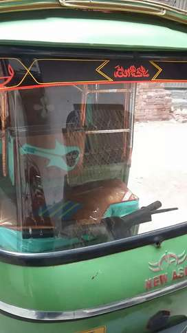 Newasia auto rikshaw for sell