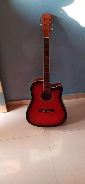 Gitar 1 year old
