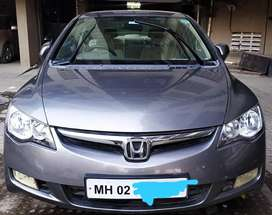 Honda Civic 2008 CNG & Hybrids Well Maintained
