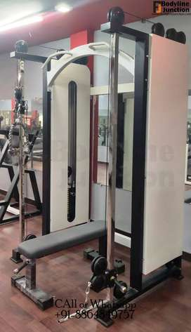 Used and new gym equipment machine setup manufacturer fro meerut.