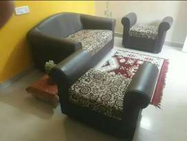 Sofa Set- One Two seater plus Two single seater