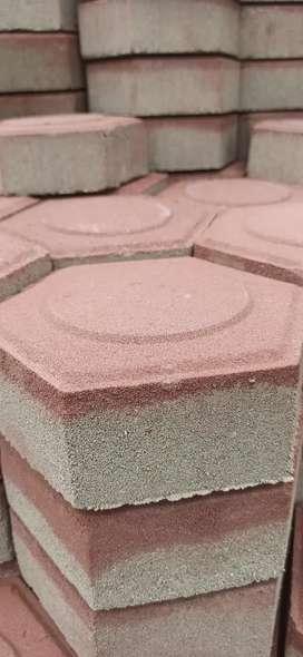 Paving block anti pecah