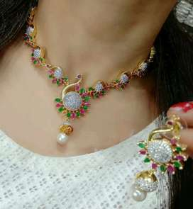 Neckless for womens - Home delivery(cash on Delivery)