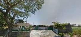 Tanah dan Bangunan Semi Gudang Luas 8260m²