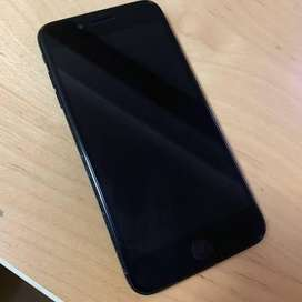 IPHONE 7 Plus 128 GB Glass black NEW CONDITION WITH ALL ORIGINAL ACCES