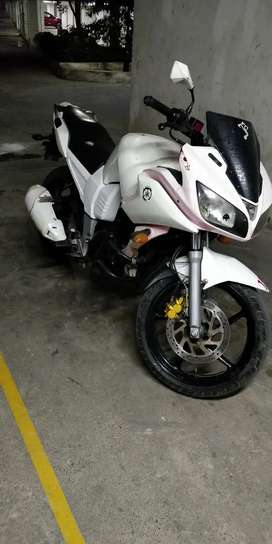 Get a perfectly maintained bike at your hands.(negotiable)