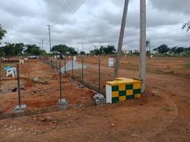 Plots for sale in Bangalore North near Devanahalli DC Office