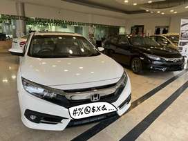 Honda Civic UG Full Option Show Room Delivery