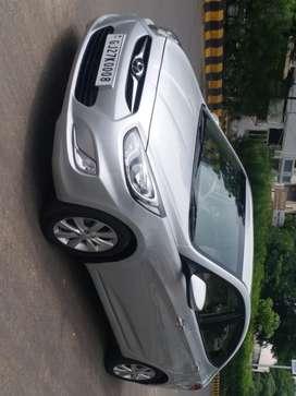 Hyundai Verna Fluidic 1.6 VTVT SX Opt Automatic, 2012, Petrol