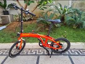 Jual murah sepeda Pacific Noris 2.8 kekinian