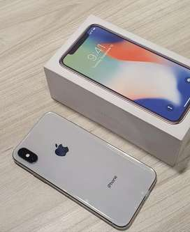 Iphone X 256 Gb ( Silver )
