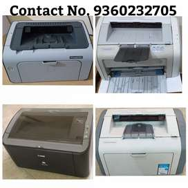 HP 1020 / HP 1007(Rs 3,900) printer for sale (365 days available)