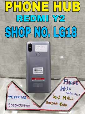 Redmi Y2 (3/32) Gray In Awesome Condition Available Here