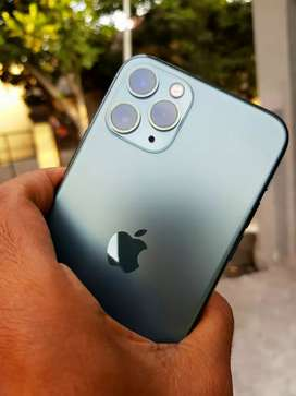 iPhone 11 pro 64GB Dual Sim Nano Bukan Yang 1 sim ya
