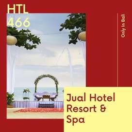 HTL 466 Hotel Fasilitas lengkap di Bali