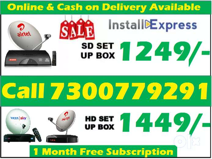 DTH Festival Sale All over india 0