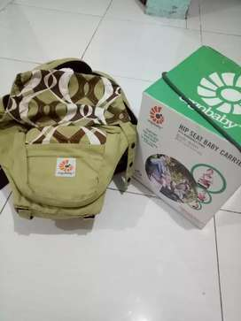 jual hipseat ergobaby second