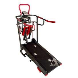 Alat Fitness Treadmil Manual TL 004 AG