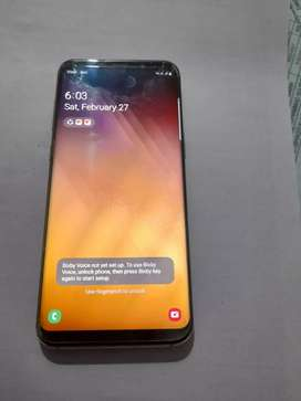 Want to sell my Samsung s8 plus