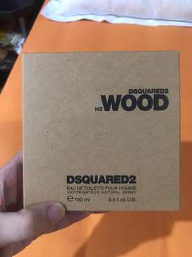 Dsquared 2 the wood for men
