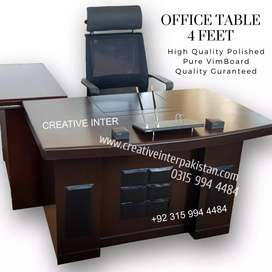 Office Table 4Feet highDecentlook Chair Furniture Sofa Dining Center