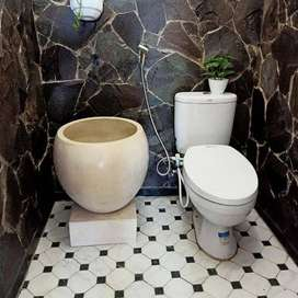 bak mandi Terazo dundung blong natural dan elegant