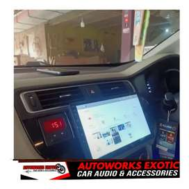 Autoworks exotic car//Head unit android kia rio 9inc