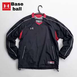 Jaket under armour second import
