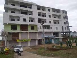 2BHK apartment ready to move. Road side project.