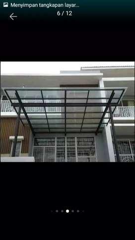 Canopy rumah sc#1567