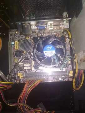 G3240 + Mobo ecs h81