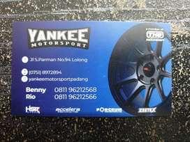Promo Kredit Dgn DP Rendan Bunga Bisa 0% Yankee Padang