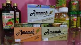 AMAMAH Body shoap Etawa Plus Zaitun