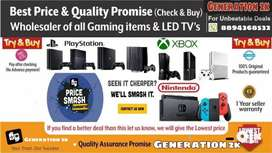 ps4,xbox one xbox 360 all in best prices