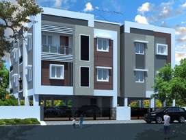 2Bhk apartments for sale at Perumbakkam