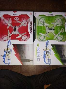 Red And Green Quadcopter Drones Box one piece rate 2500rsn