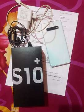 samsung Galaxy s10 plus 9 month old