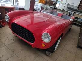Fiat Barcheta 1956 replika replica body fiberglass fiat 132 donor