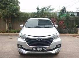Toyota Avanza Grandnew  2016 Manual Pontianak Kota
