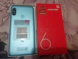 Xiaomi 6 pro ram 4gb bu