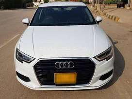 get Audi A3 on easy monthly instalments