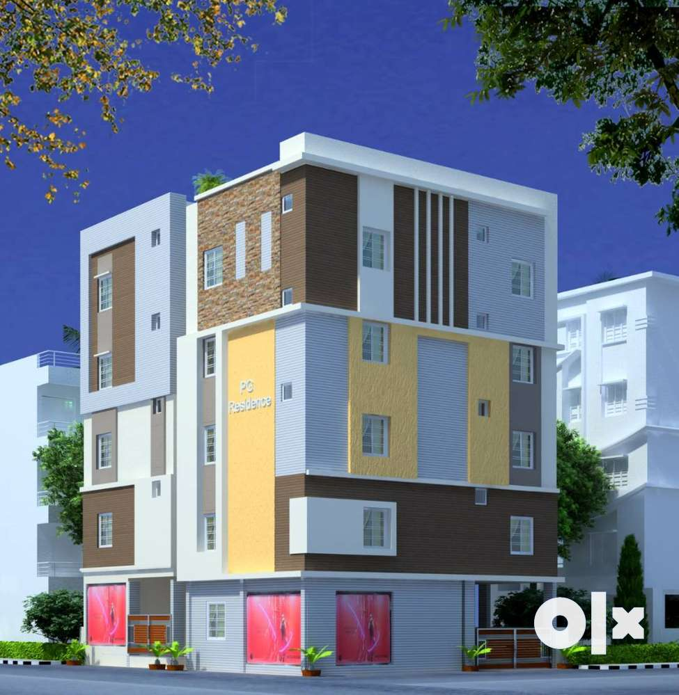 brand new tenanted pg buildings for sale uttarahalli main 18 rooms
