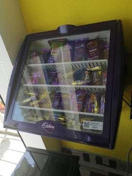 Cadbury fridge