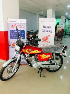 HONDA CG125  2021 ON CASH &INSTALLMENTS