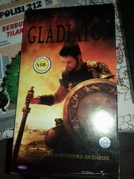 vcd original gladiator russell crowe