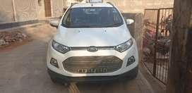 Ford ecosport Titanium TDCI