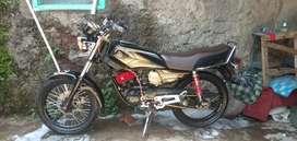 Rx king 1997 restorasi SE bonus motor mini 2 tak