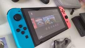 Nintendo Switch V2 + Animal Crossing