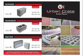 Pavers, Uni Decor, Dumble, Solid Blocks, Hollow Blocks, Kerb Stone