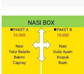 NASI BOX untuk Harian